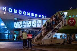 Владельцы S7 хотят создать хаб не в Москве, а в Новосибирске