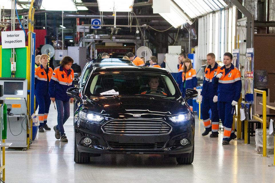 Представитель Ford Sollers подтвердил планируемое увеличение новогодних каникул на предприятии, но точных сроков не назвал