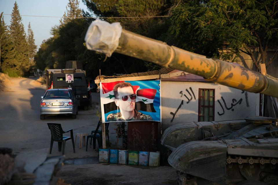 США требовали немедленного ухода Асада, теперь же Вашингтон готов обсуждать вопрос о его будущем