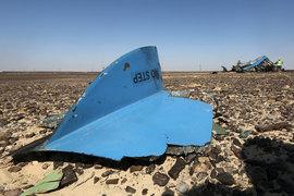 По неизвестной пока причине A321 «Когалымавиа» резко потерял высоту и упал в Синайских горах