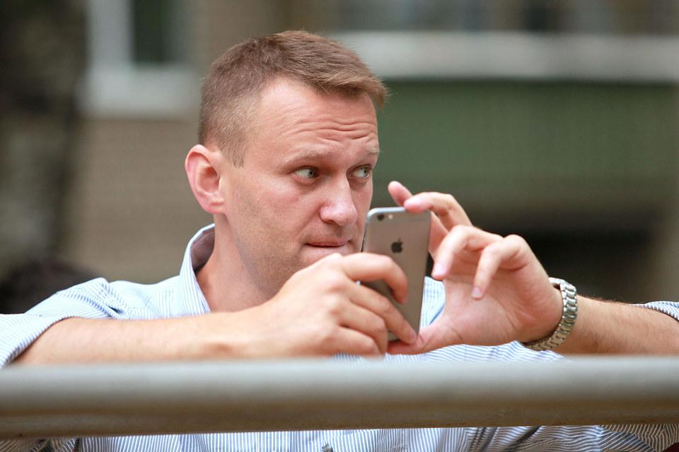 В октябре Навальный проиграл суд костромскому отделению партии «Яблоко»