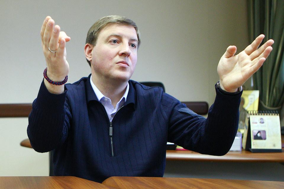 Андрей Турчак пригласил Кашина приехать в Псковскую область