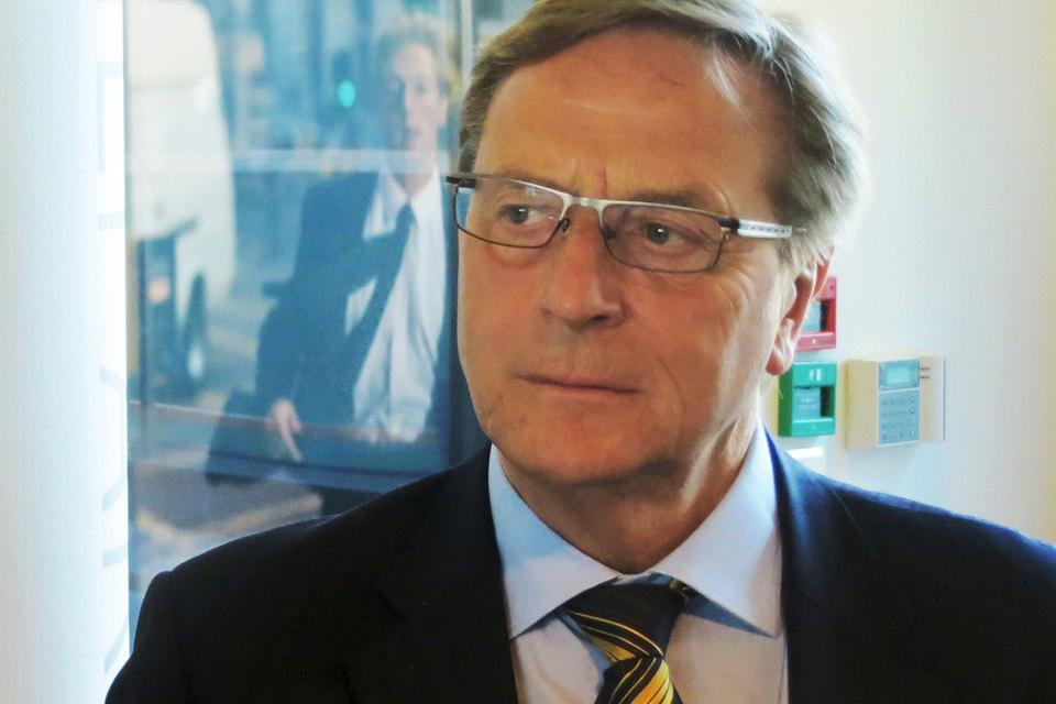 Председатель совета директоров группы Telenor Свейн Осер объявил, что слагает с себя полномочия председателя совета директоров компании