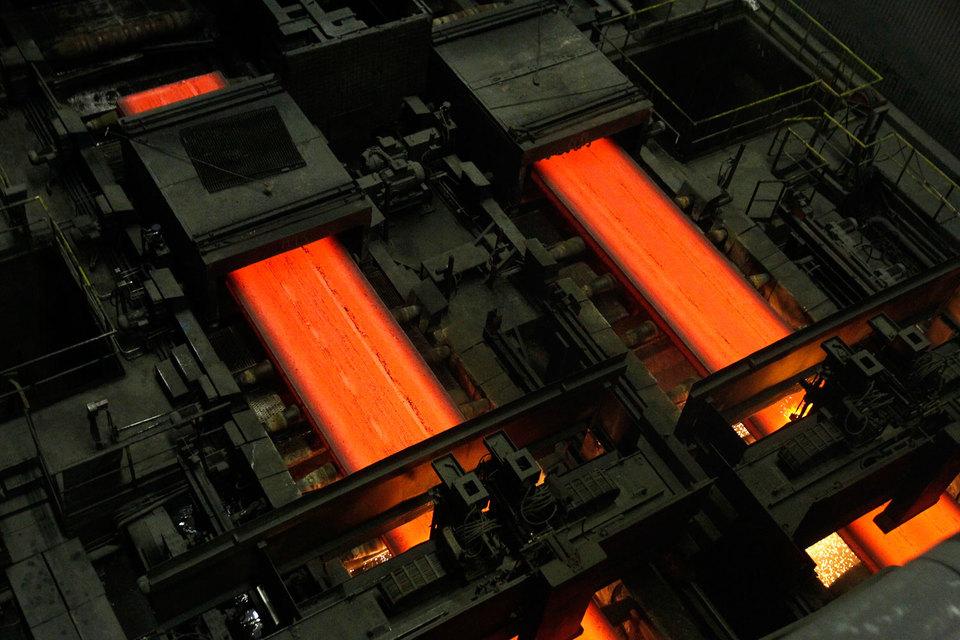 НЛМК за 2014 г. произвела 270 000 т трансформаторной стали