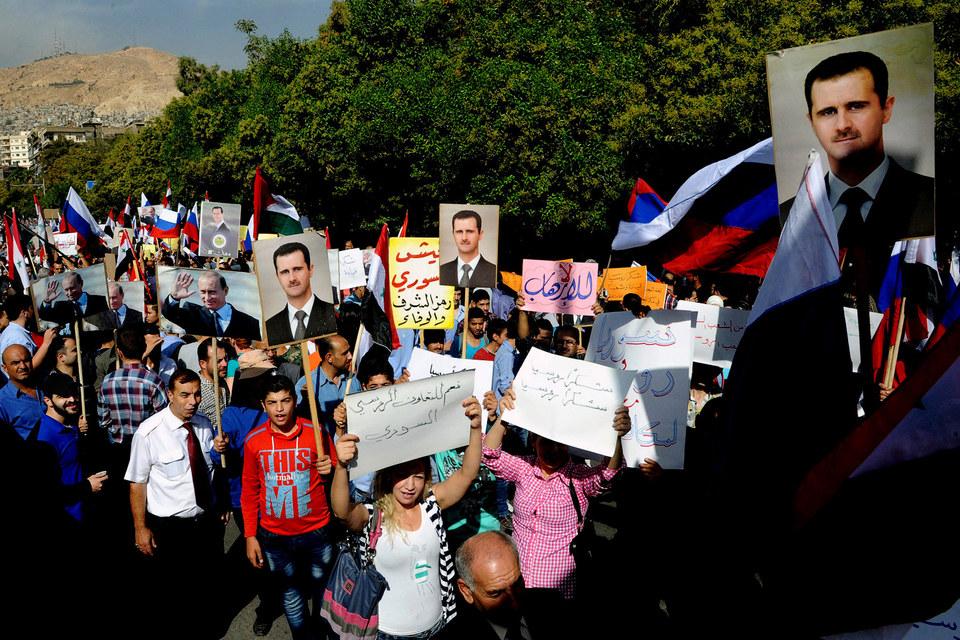 Вопрос о судьбе Башара Асада должны решать сирийцы, считает МИД