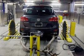 Тестирование Volkswagen Touareg Агентством по охране окружающей среды США