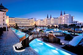 Гостиница Mardan Palace в рамках исполнительного производства перешла банку Halk Bankası