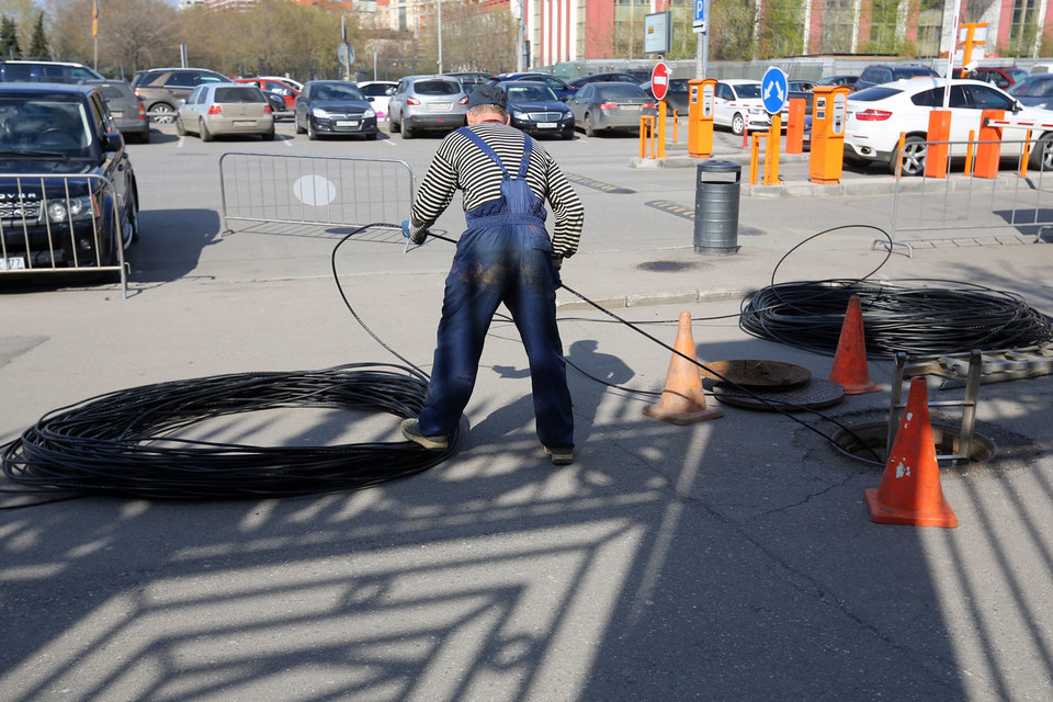 «Ростелеком» модернизирует свою сеть в Москве
