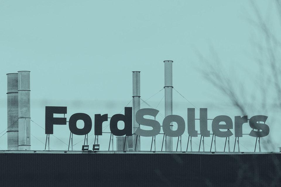 С середины ноября конвейеры двух основных автозаводов Ford Sollers – во Всеволожске (Ленинградская обл.) и Набережных Челнах (Татарстан) остановятся почти на два месяца