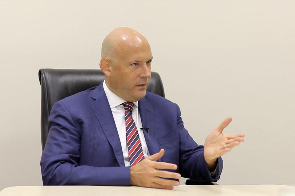 Управляющий директор Radius Group Кристофер ван Рит