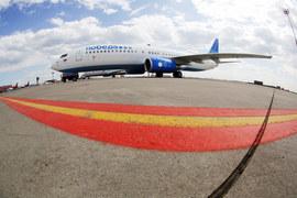 """Только на Boeing-737, в частности, летает лоукостер """"Аэрофлота"""" """"Победа"""""""