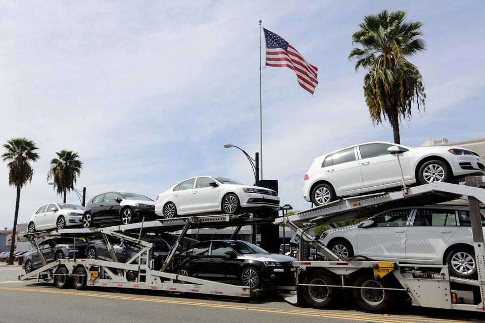 В Северной Америке Volkswagen остановил продажу нескольких моделей