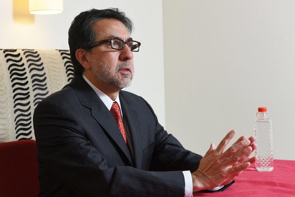 Первый заместитель помощника госсекретаря США Луис Аррига