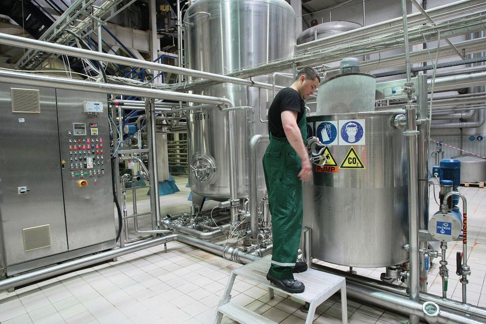 В России количество малых пивоварен растет, крупных – сокращается