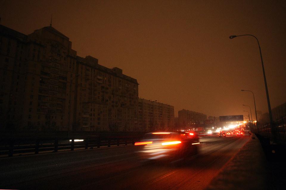 Самый масштабный блэкаут в Петербурге случился летом 2010 г.