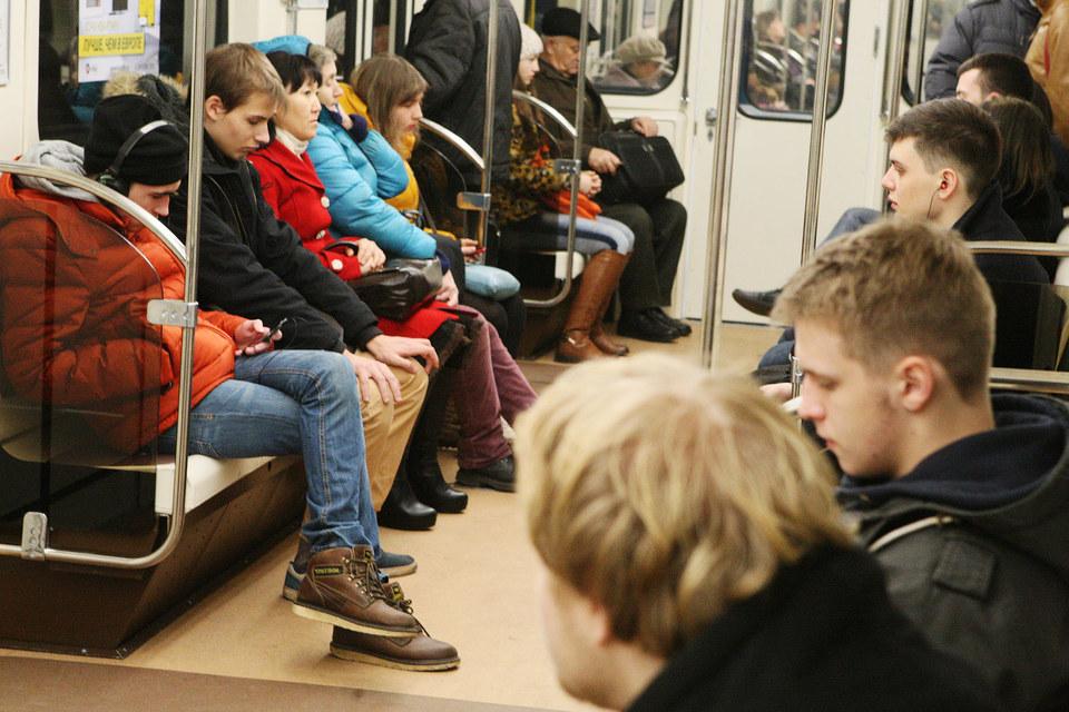 Сеть позволяет «Мегафону» оказывать услуги связи и доступа в интернет прямо в тоннелях метро