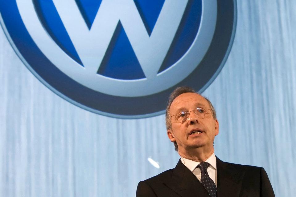 Главный дизайнер Volkswagen Group Вальтер де Сильва отвечал за дизайн всех марок концерна в течение последних девяти лет