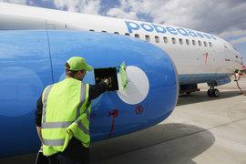 """Только на Boeing 737, в частности, летает лоукостер """"Аэрофлота"""" """"Победа"""""""