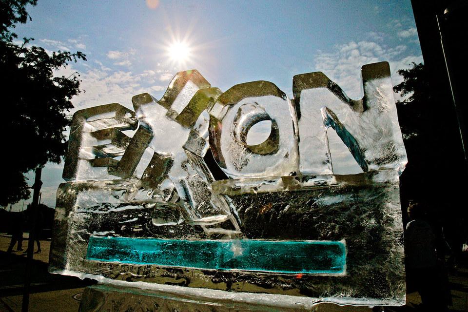 Exxon попалась на климате