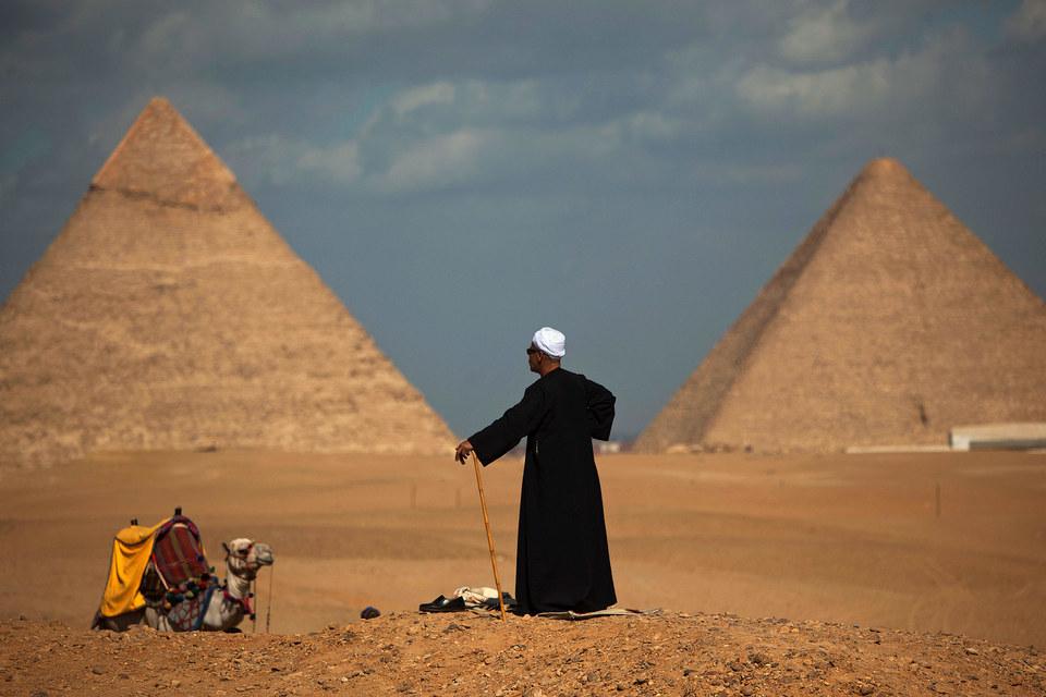 Египет – самая популярная, по данным Ростуризма, страна выезда у россиян