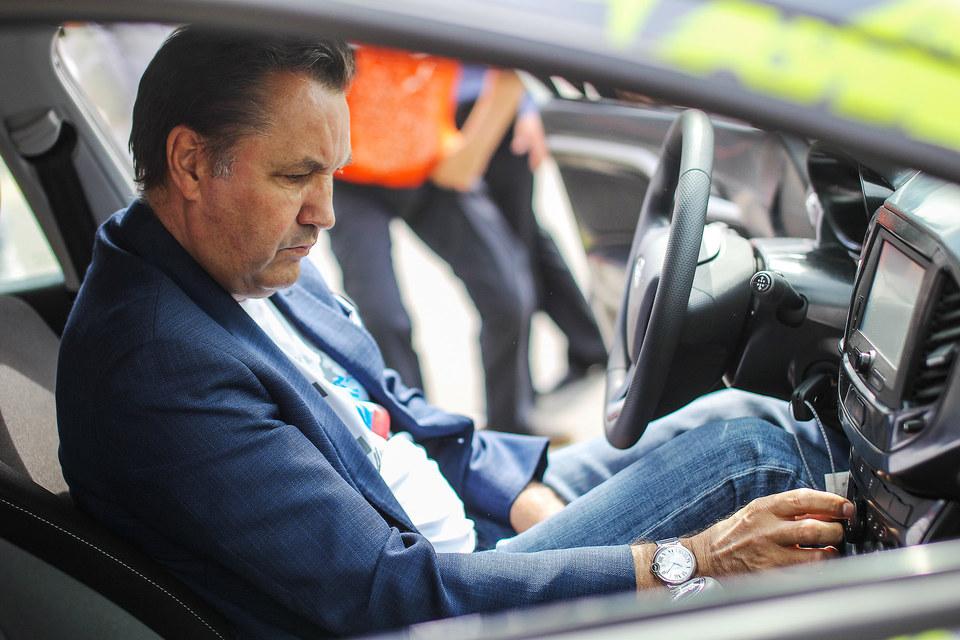 С генеральным директором «АвтоВАЗа» Бу Андерссоном проведут «воспитательную работу»