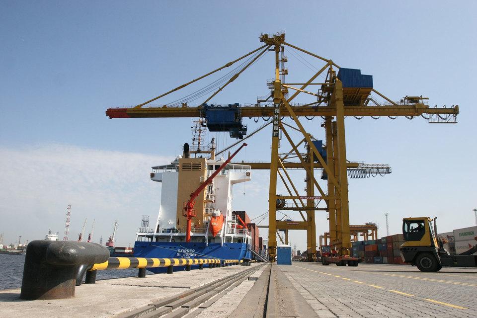 Итальянская забастовка могла повлиять на загрузку порта