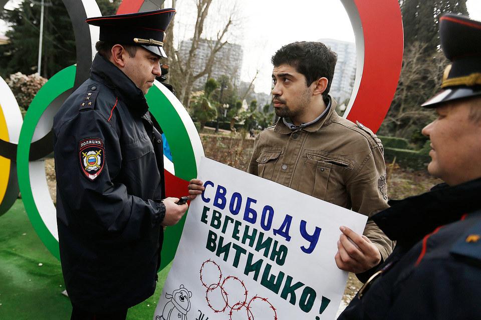 В мае этого года около 150 российских и зарубежных экологических и правозащитных организаций направили в Генпрокуратуру и ФСИН обращение с требованием освободить Евгения Витишко