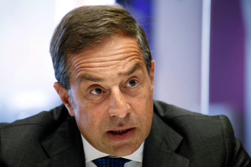 Генеральный директор Piraeus Bank Антимос Томопулос