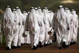 В Кувейте госслужащие составляют 84% занятого населения, и эта ситуация типична для стран региона
