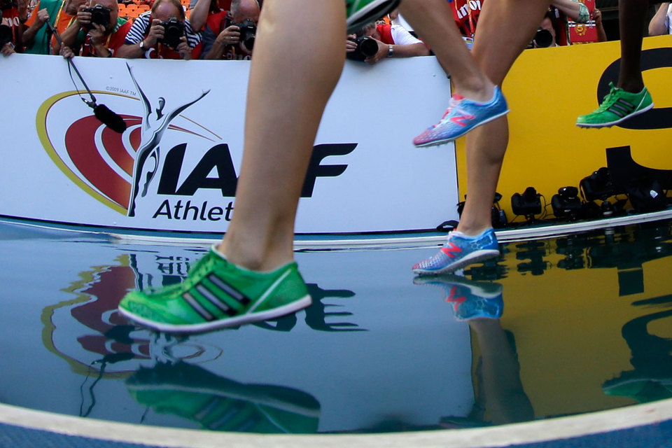 WADA рекомендовала Международной федерации легкой атлетики (IAAF) отстранить российских легкоатлетов от участия в соревнованиях под ее эгидой
