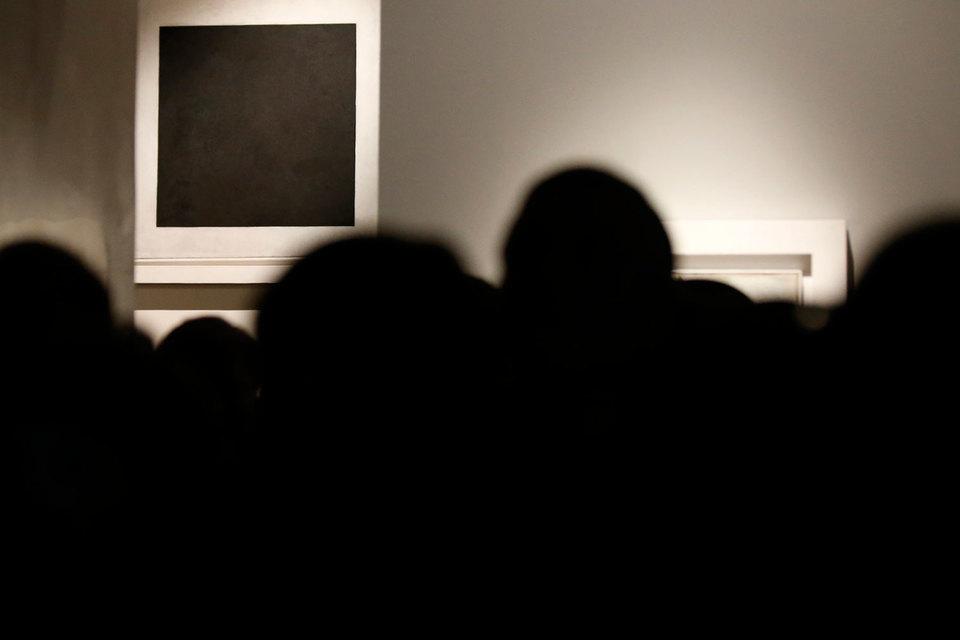 «Черный квадрат» остается самой интригующей картиной ХХ в.