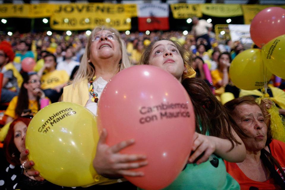 Бизнес делает ставку на лидера оппозиции – мэра Буэнос-Айреса Маурисио Макри