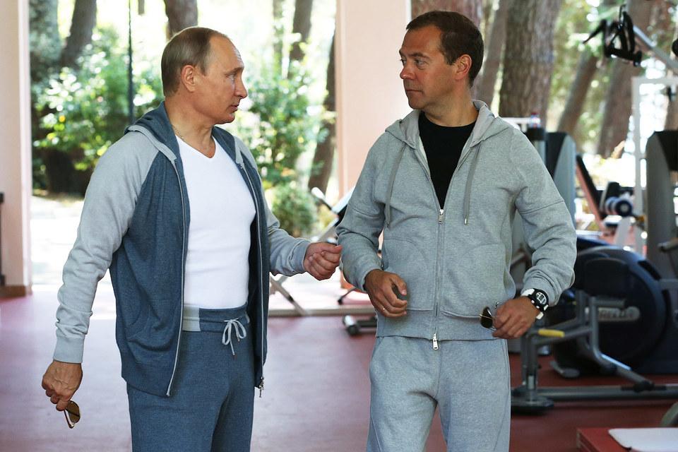 Вместо Владимира Путина в Манилу может поехать Дмитрий Медведев