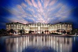 Palazzo Versace включает отель на 215 номеров и 169 апартаментов