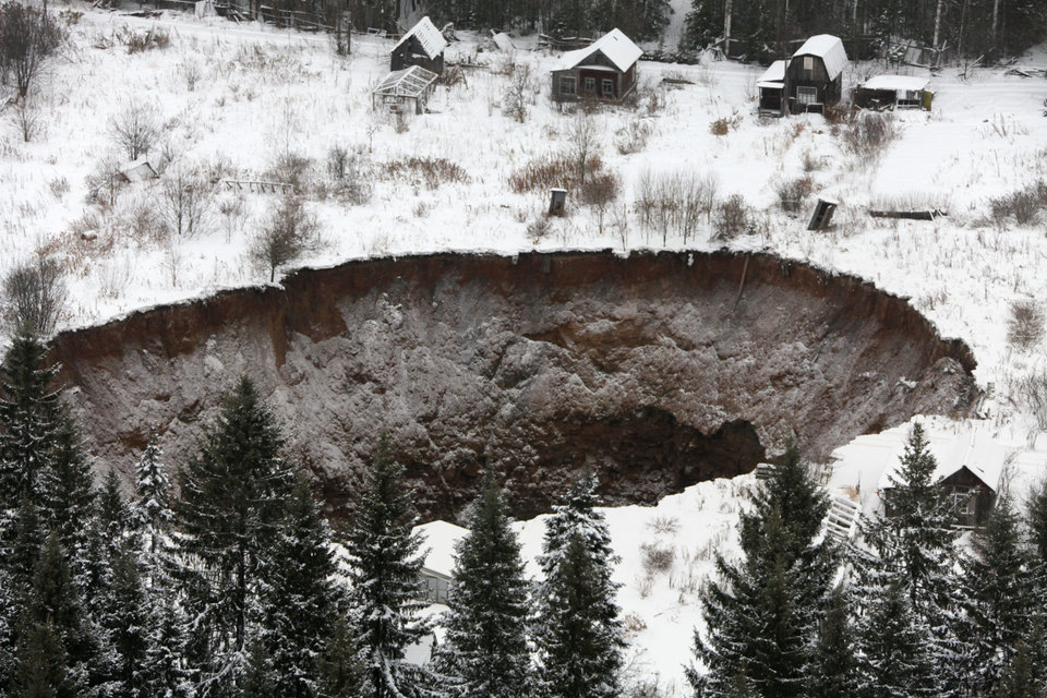 Компания добывает руду на затопляемом руднике