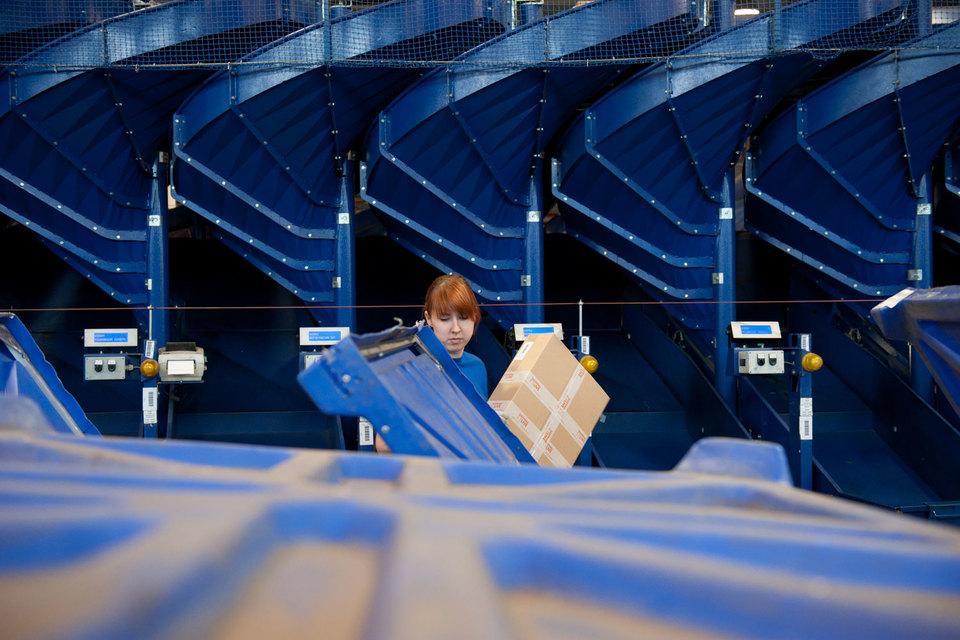 В 2015 г. продолжало расти количество международной почты: с января по сентябрь «Почта России» обработала 80 млн международных посылок и мелких пакетов