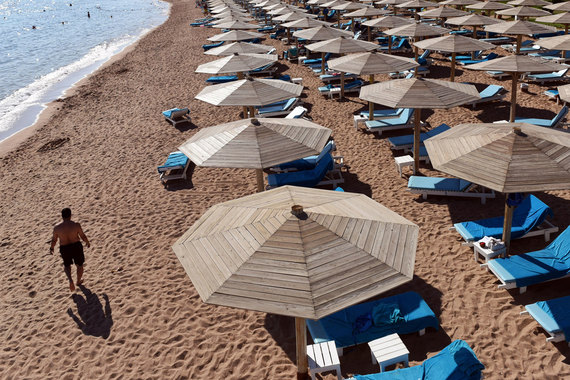 Сколько денег российские туристы и компании потеряли в Египте