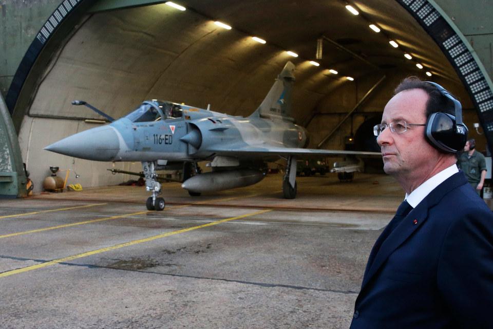 Франсуа Олланд назвал Сирию «самой большой фабрикой террористов, какую только знал мир»