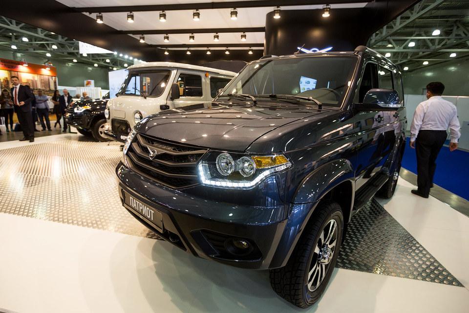 Продажи УАЗ в отличие от большинства автомобильных марок растут