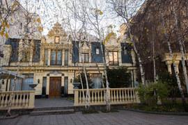 Отель «Шенонсо» в Трехпрудном переулке
