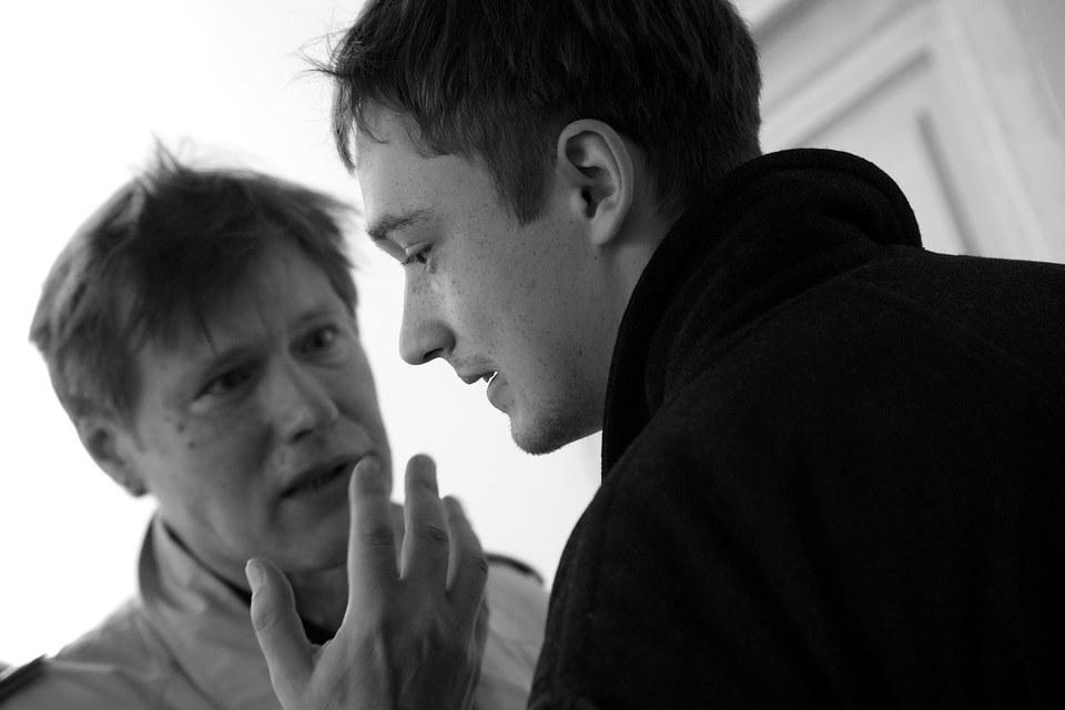 Игорь Гордин (слева) заставил зрителей сочувствовать Свидригайлову