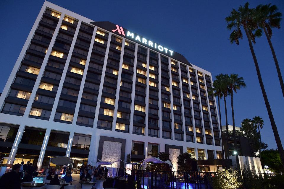 Купив Starwood, Marriott создает компанию более чем с 5500 отелей