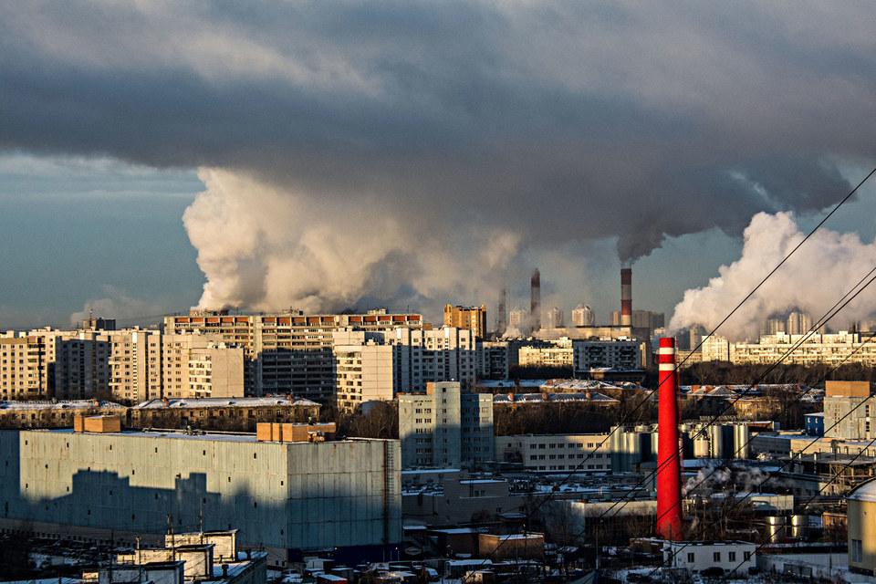 Российскому бизнесу придется доплачивать за выбросы углекислого газа