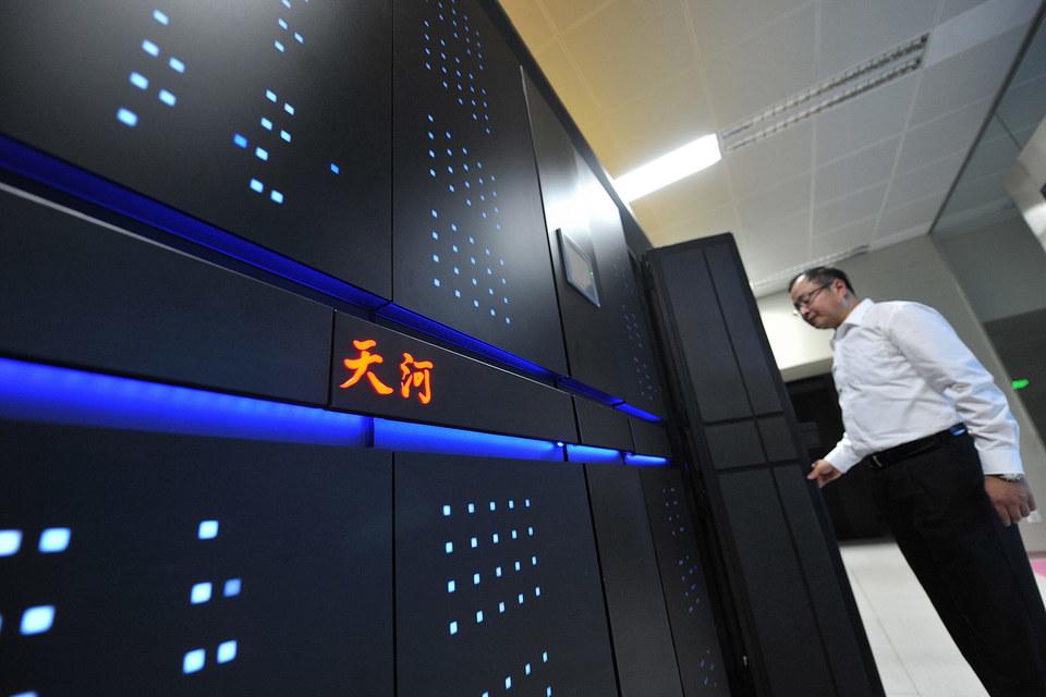 В июне 2013 г. лидерство в рейтинге захватил китайский Tianhe-2, построенный в китайском национальном суперкомпьютерном центре в Гуанчжоу Оборонным научно-техническим университетом Народно-освободительной армии Китая
