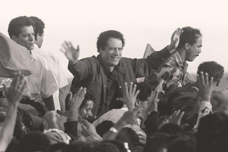 Предложенный Каддафи идеологический рецепт ливийского единства ограничивался сроком жизни его создателя