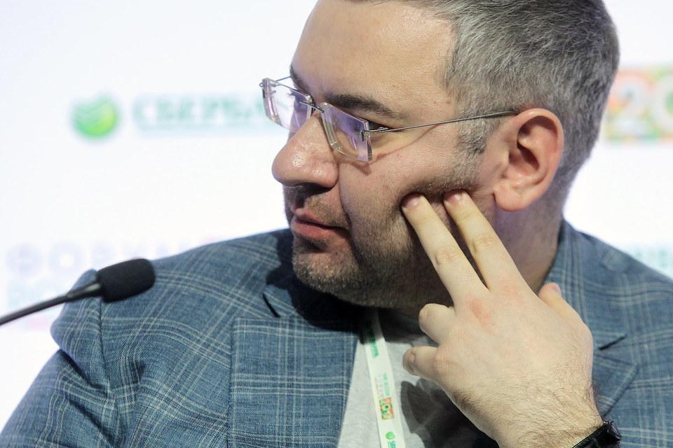 Гендиректор Polymetal Виталий Несис