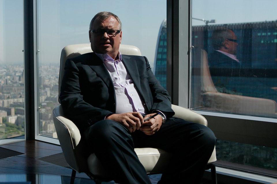 Президент ВТБ Андрей Костин надеется оставить убытки в прошлом