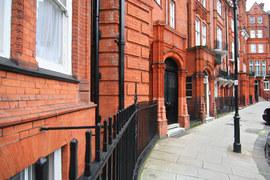 Средняя цена жилья в Кенсингтоне – 1,5 млн фунтов