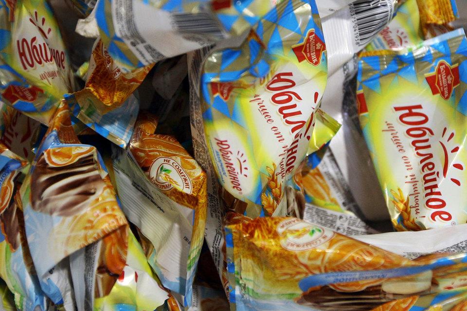 Бренд «Юбилейное» перешел в портфель Mondelez в 2007 г.