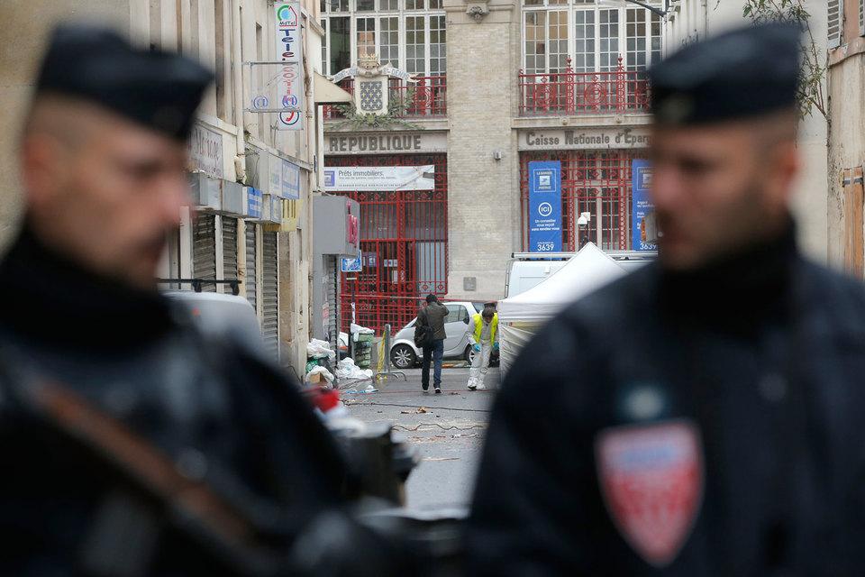Абдельамид Абауд, предполагаемый организатор и спонсор парижских терактов, погиб в Сен-Дени во время спецоперации 18 ноября